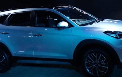 Hyundai Unveils New Tuscon