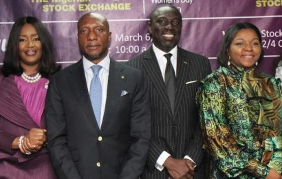 NSE Boss Advocates Gender Equality