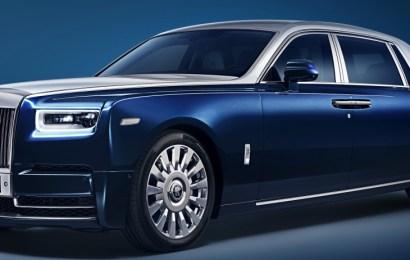 Rolls-Royce  Suspends Production