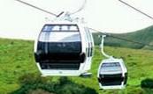 Cross River Test-Runs Cable-Car