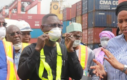 Combating COVID-19 Hiccups At Seaports