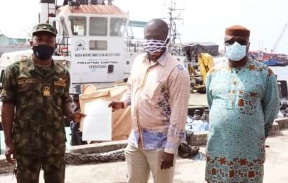 Piracy: Nigeria Hands Over Vessel, Crew To Ghana