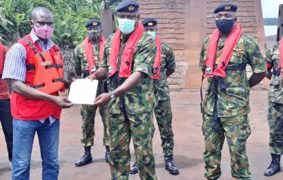 Navy Impounds Vessel In Akwa Ibom, Three  Barges In Rivers Over Illegal Bunkering
