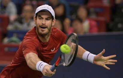 Murray Makes Winning Return After 7-Month Layoff