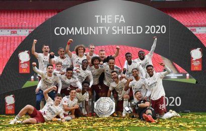 Arsenal Beat Liverpool On Penalties To Lift FA Community Shield