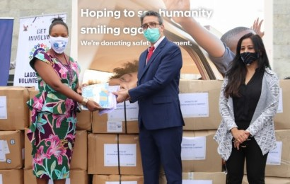 Hyundai Donates N35m PPEs To Nigeria