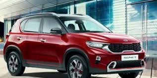 Kia Motors Premieres Sonet SUV