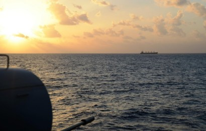 Chemical Tanker Survives Attack In Nigeria