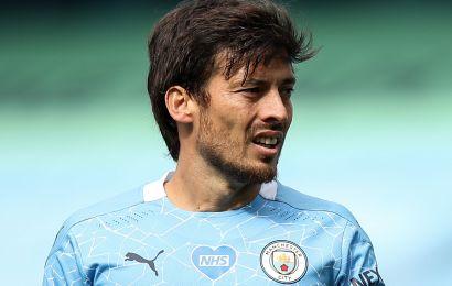 Manchester City To Honour David Silva With Statue At Etihad Stadium