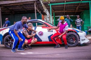 Special Car Racing Holds In Nigeria Sept 29
