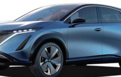 All-New Nissan Ariya Debuts