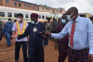Amaechi: Lagos-Ibadan Rail Line Ready By December