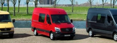 Mercedes-Benz Delivers Four Million Sprinter In 25 Years