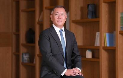 Euisun Chung Inaugurated As Chairman  Of Hyundai Motor Group