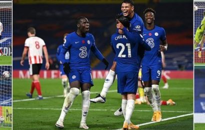 Chelsea Up To Third After 4-1 Win Over Sheffield United