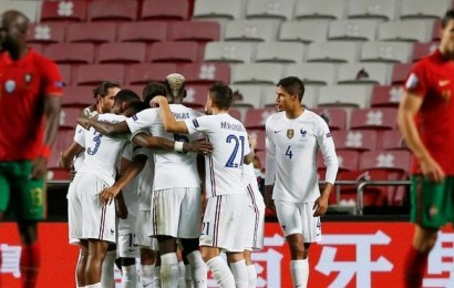 France Stops Portugal To Reach UEFA Nations League Final Four