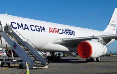 CMA CGM Air Cargo Operates First Full-Freight Flight