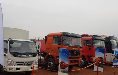 TSS Motors Displays Products At Enugu Trade Fair