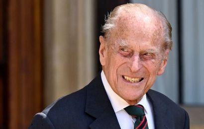 Buhari Mourns Prince Philip