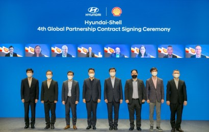 Hyundai, Shell Sign New Agreement To Expand Clean Energy Solutions