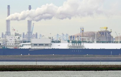 Firm Welcomes First LNG Tanker