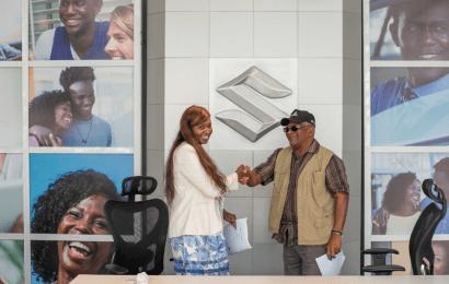 Newton Jibunoh Partners CFAO As Suzuki Brand Ambassador