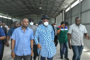Bayelsa Starch Factory Ready For Commissioning