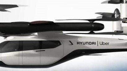Hyundai Accelerates 'Flying Car' Efforts