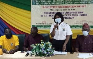 Lagos, APPEALS Project Open Bid For Farm Access Road