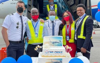 Air Peace Deploys Brand New E195-E2 For Operations