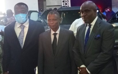 Coscharis Motors Unveils All New Ford Explorer At Lagos Motor Fair