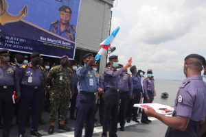 Nigerian Navy Deploys Ships, Helicopters For Sea Exercise