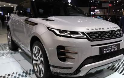Jaguar Land Rover Begins Range Rover Evoque Deliveries
