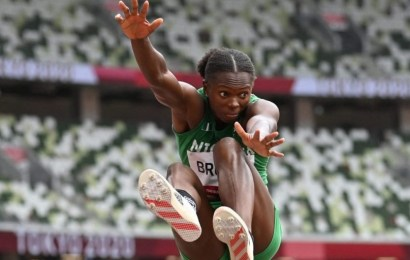 Ese Brume Gives Nigeria First Tokyo Games Medal
