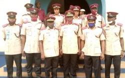 FRSC Decorates Nine Officers