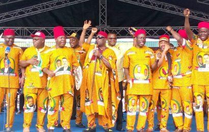 APGA Inaugurates Soludo Campaign Council