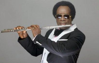 Buhari Mourns Victor Uwaifo