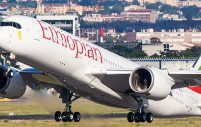 Ethiopian Airline Resumes Flight To Enugu