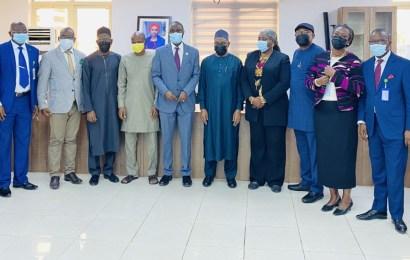 NPA Inaugurates Anti – Corruption Unit