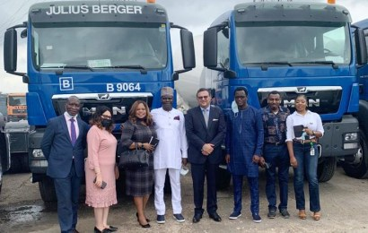 SCOA Lauds Unity Bank, Others For Facilitating N15.5b Equipment, Trucks To Julius Berger