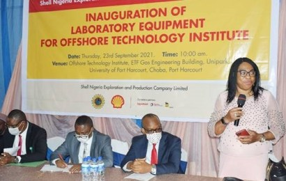 Shell Donates Subsea Training Facilities To Uniport