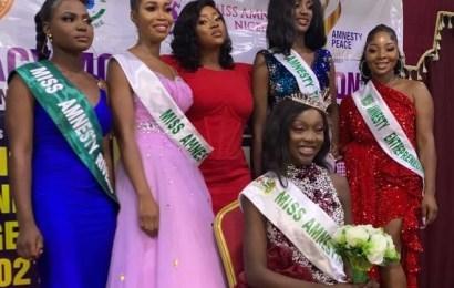 Bayelsa wins Miss Amnesty Nigeria 2021