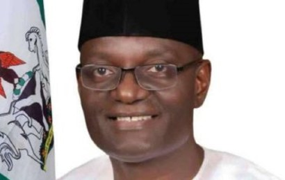Jime Decries Infrastructure Gap In Nigeria's Maritime Domain
