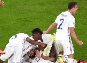 France Stun Belgium To Reach Final