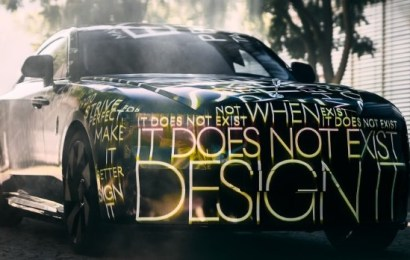 Rolls-Royce First Fully Electric Car Unveils Agenda