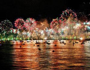 Πρωτοχρονιά Ρίο ντε Τζανέιρο