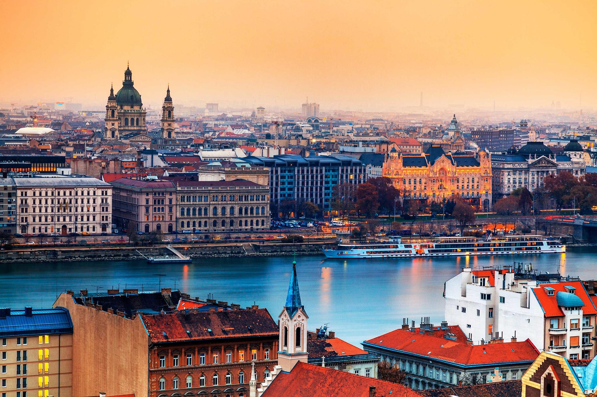 FoitiTrips: Βουδαπέστη, το διαμάντι του Δούναβη - citycampus