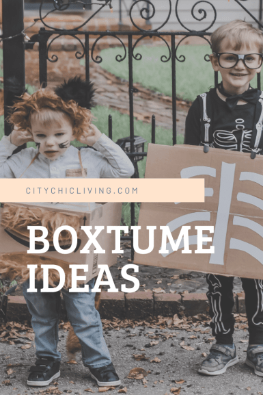 Boxtume Ideas