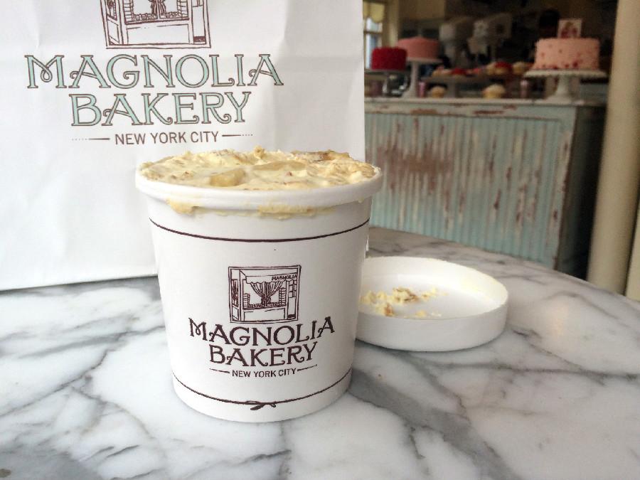 Αποτέλεσμα εικόνας για magnolia bakery banana pudding