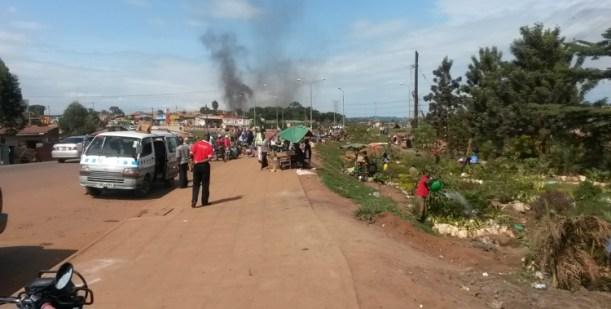 Uganda Road, blog